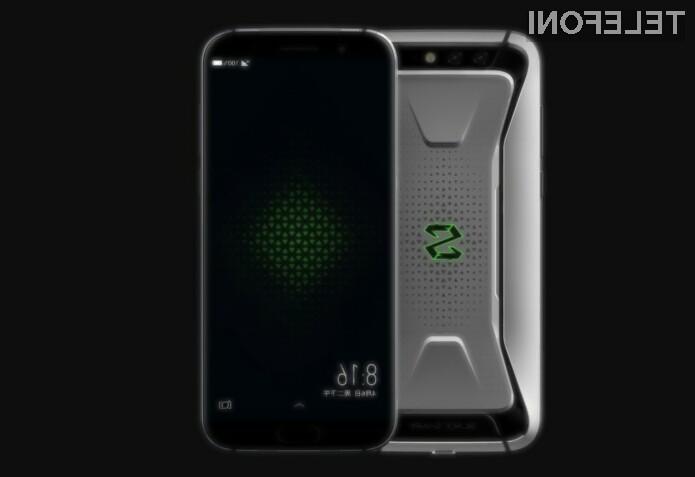 Trenutno najzmogljivejši pametnih mobilni telefon Android je igričarski Mi Black Shark.