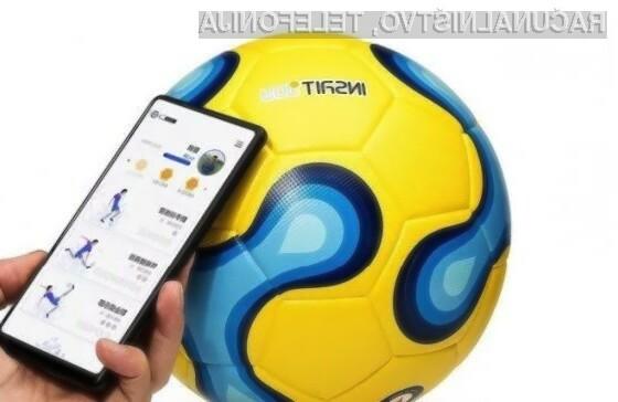 Xiaomi razvil pametno nogometno žogo