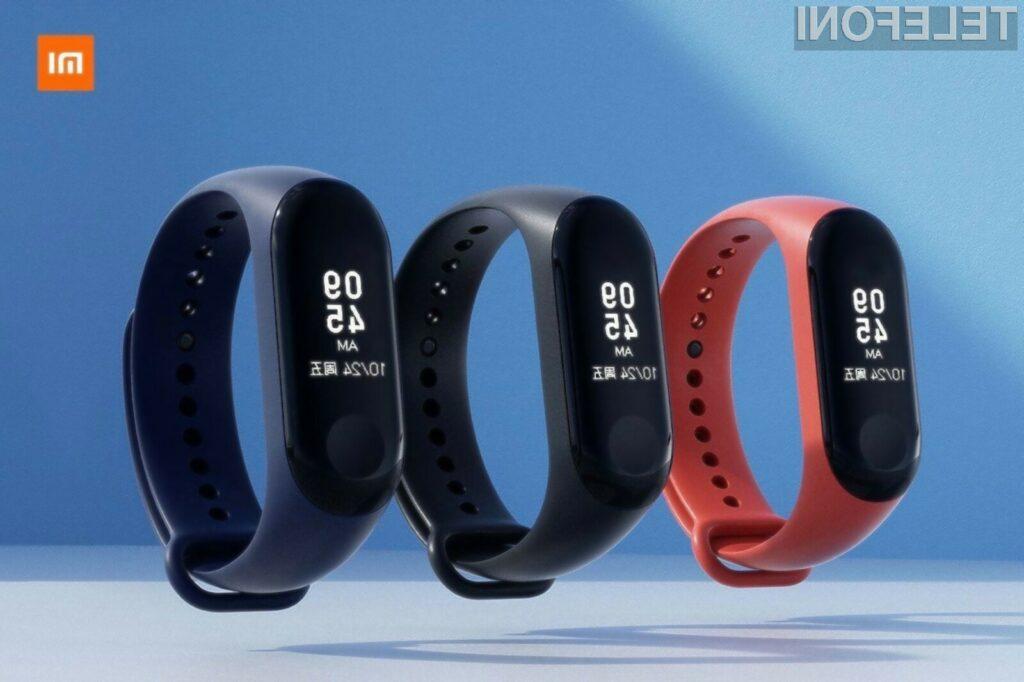 Pametna zapestnica Mi Band 3 podjetja Xiaomi navdušuje v vseh pogledih!
