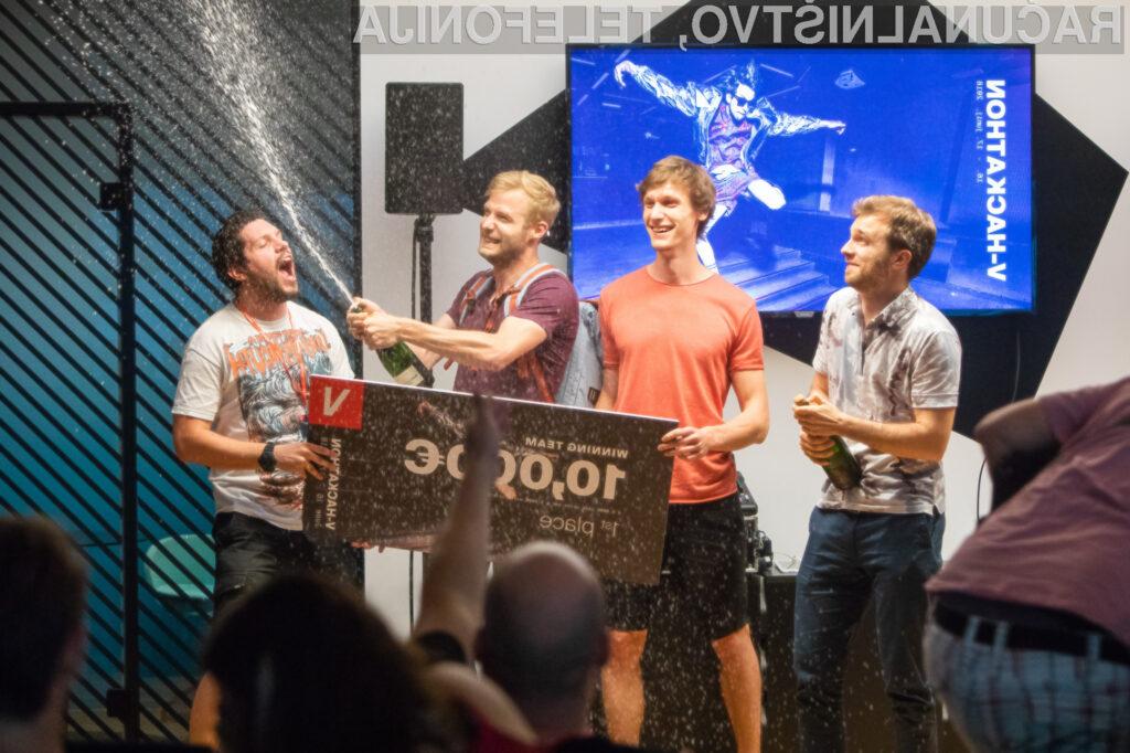 Mladi kreativni umi z glasbeno aplikacijo osvojili 20.000 evrov