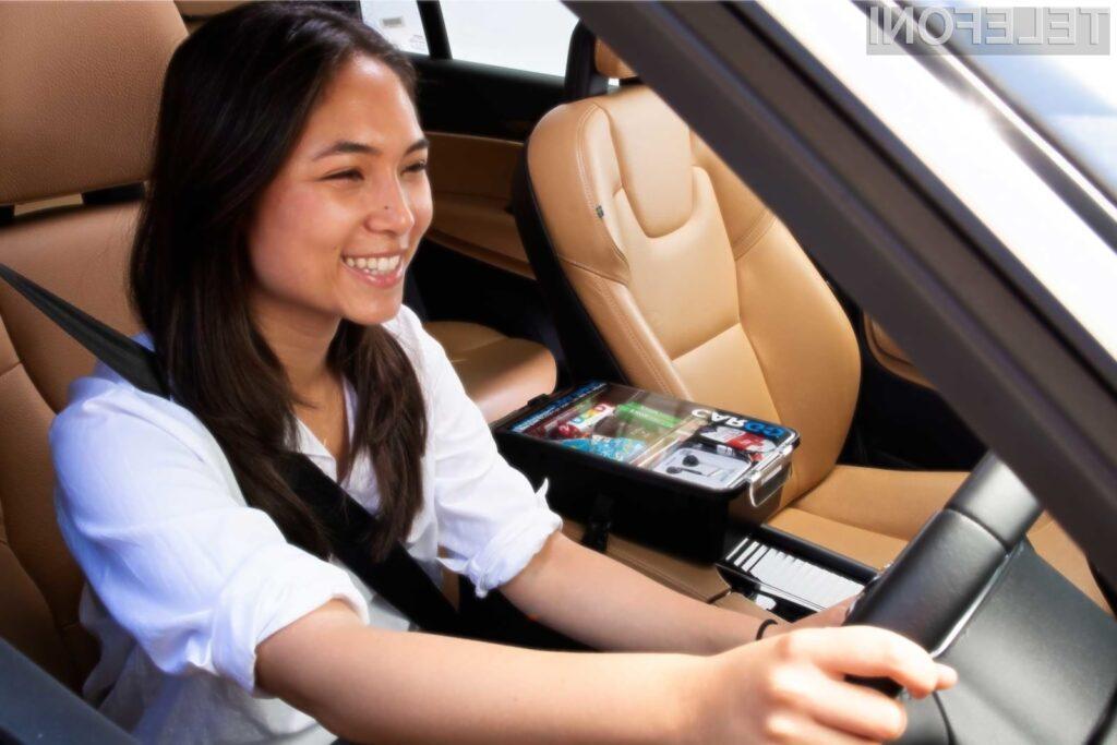 Vozniki Uberja bodo lahko do dodatnega zaslužka prišli s prodajo izdelkov!