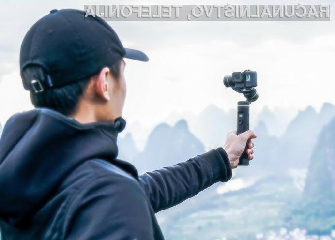 S stabilizacijsko palico FeiyuTech G6 bodo naši videoposnetki vedno optimalni!