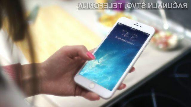 Pametni mobilni telefon iPhone 6 je zdaleč najmanj zanesljiva mobilna naprava podjetja Apple.