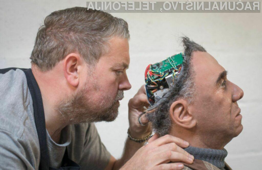 Umetna inteligenca naj bi bila v rpihodnje uporabljena zgolj za dobro človeštva.
