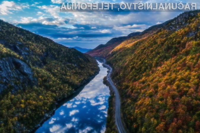 Oglejte si 30 najboljših fotografij iz zraka, narejenih z droni
