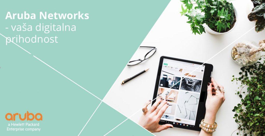 Aruba Networks že 13. leto zapored med vodilnimi ponudniki žičnih in brezžičnih omrežnih rešitev