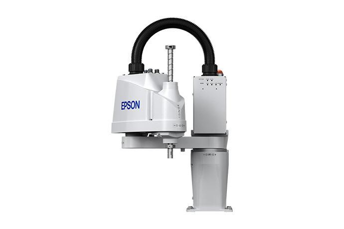 Epson na sejmu automatica 2018 predstavil celovito družino robotskih rešitev