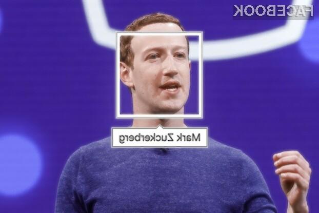 Facebook že ima vaše podatke, sedaj želi postati še lastnik vašega obraza