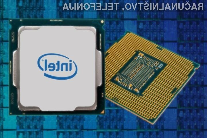 Intel naj bi težave z 10-nm proizvodnim procesom rešil šele v drugi polovici prihodnjega leta.