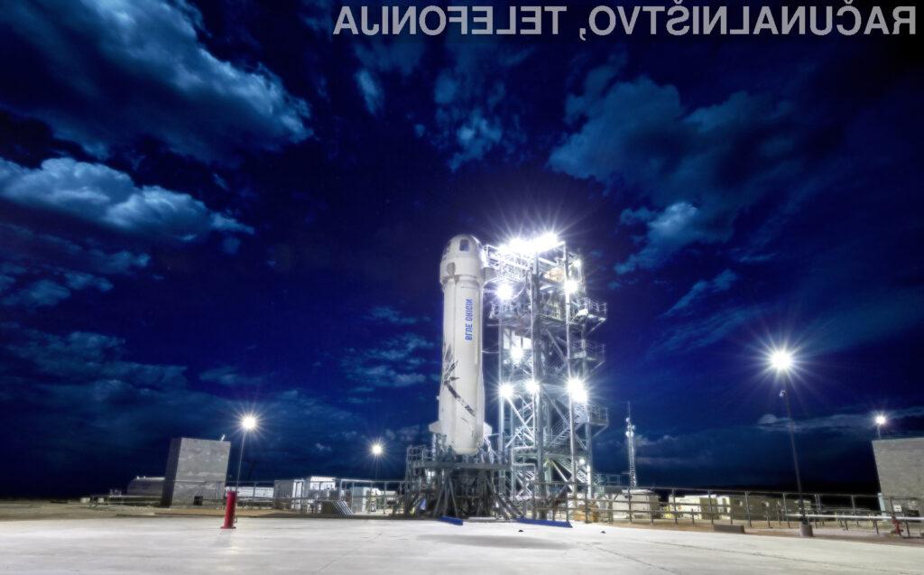 a polet v vesolje bo treba odšteti med preračunanimi 170 tisoči in preračunanimi 215 tisoči evri.