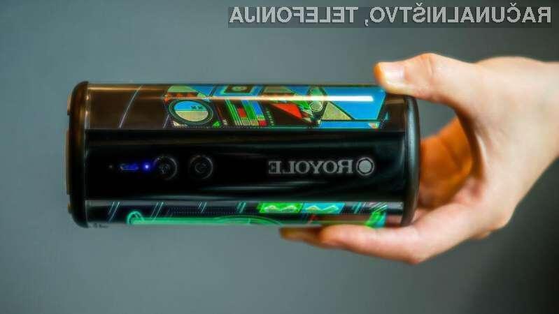 Telefoni z upogljivimi ekrani so bližje kot si morda mislimo