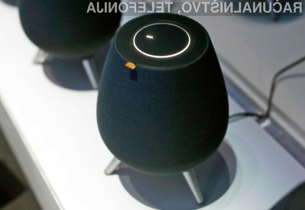 Samsung Galaxy Home se od konkurence razlikuje po precej kakovostnejšem predvajanju zvoka.