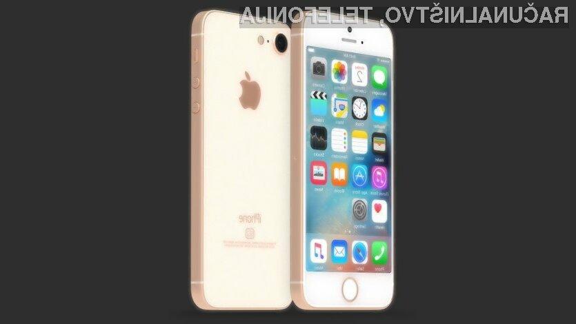 Novi iPhone SE naj bi bil precej boljši od zdajšnjega modela!
