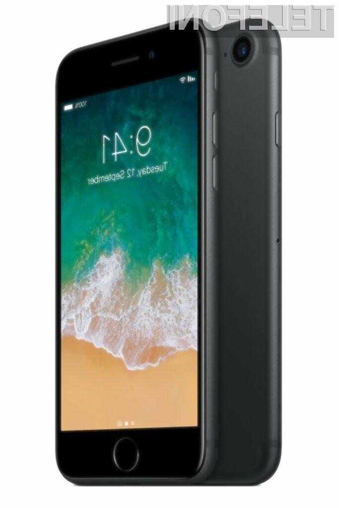 Telefon iPhone 7 je lahko naš že za 384,99 evrov!