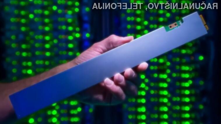SSD na katerega lahko shranimo kar 32TB podatkov