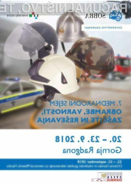 Zavezništvo zaupanja 7. mednarodnega sejma obrambe, varnosti, zaščite in reševanja SOBRA 2018