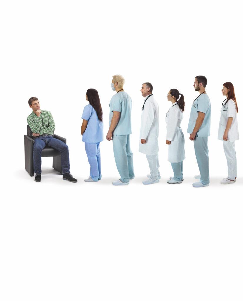 Z Zdravstveno polico brez čakalnih vrst