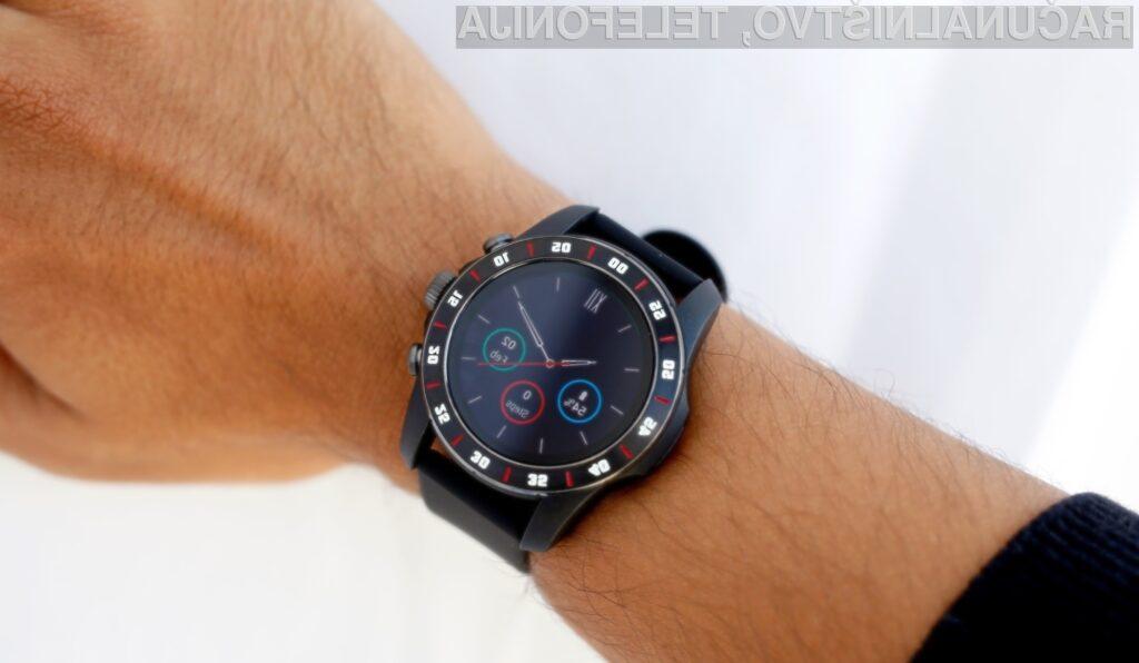 Platforma Qualcomm Snapdragon Wear 3100 bi lahko znatno povečala uporabnost pametnih ročnih ur!