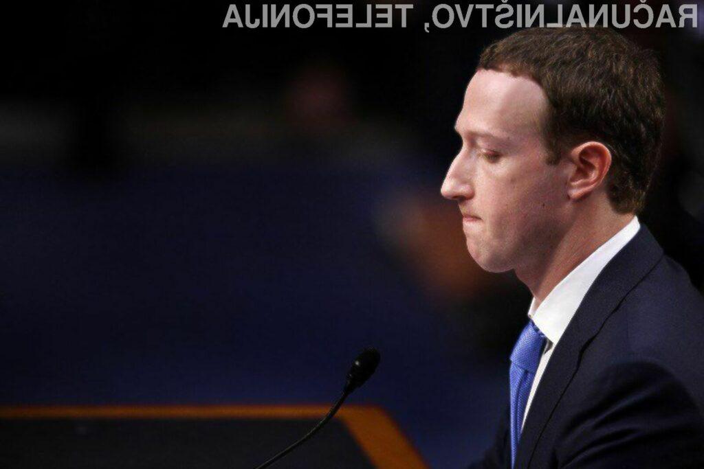 Vse več uporabnikov zapušča Facebook