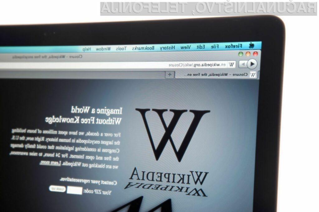 Ali nova evropska direktiva o internetu ogroža Wikipedijo?