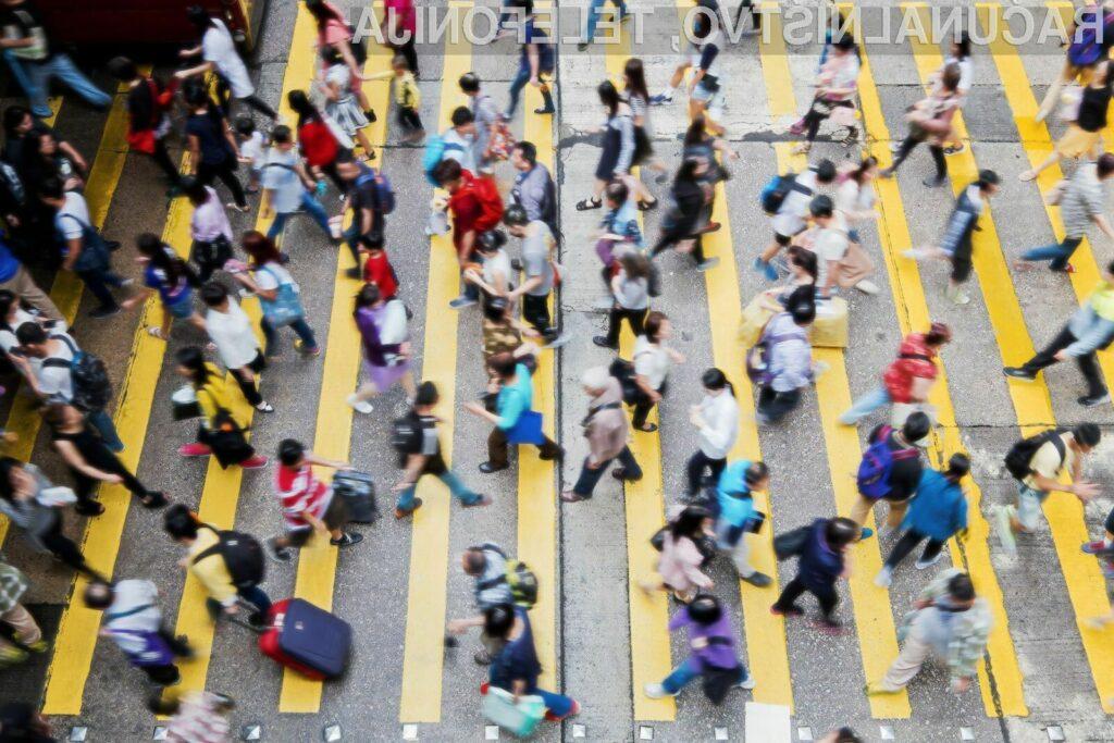 Slabo vedenje bo Kitajcem v javnem življenju zaprlo marsikatera vrata