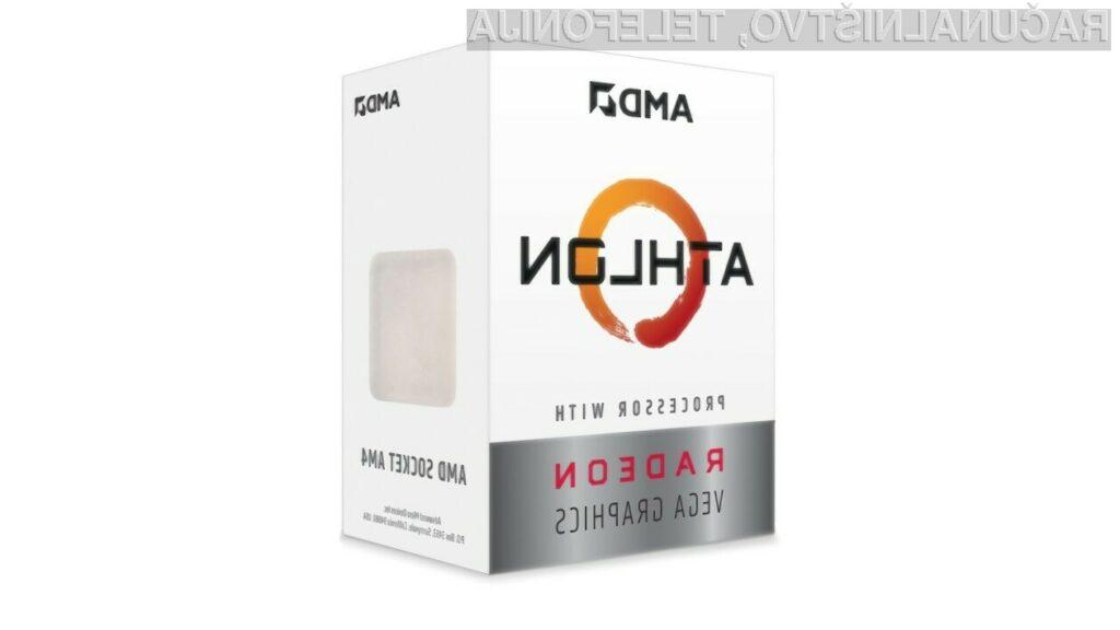 AMD napovedal vojno Pentiumu in Celeronu
