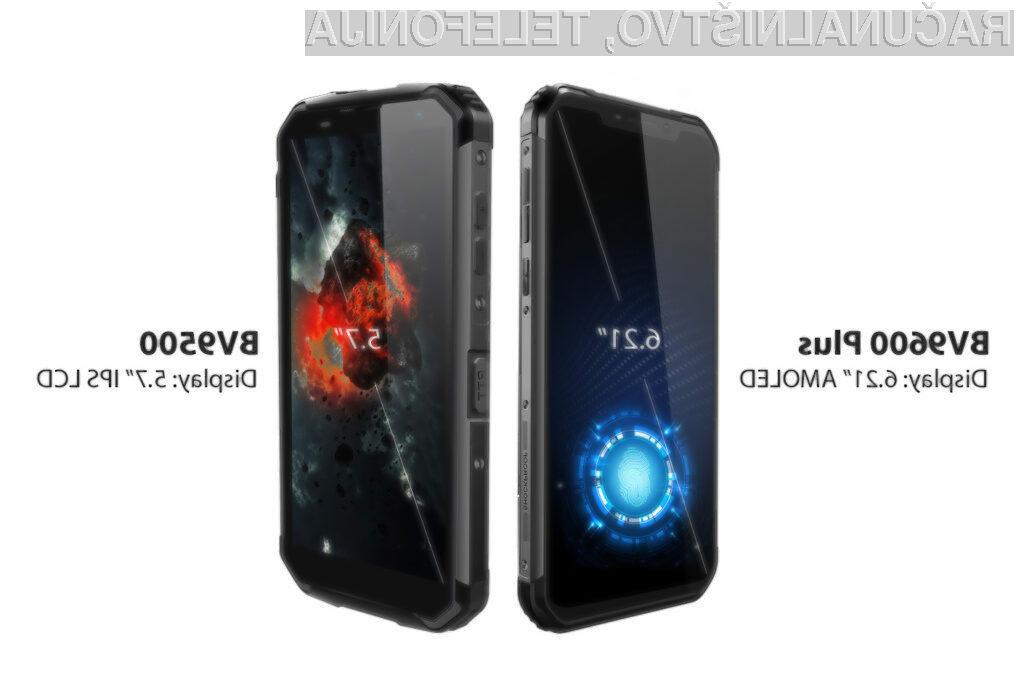 Pametni mobilni telefon Blackview BV9600 Plus nam bo zagotovo dolgo služil!