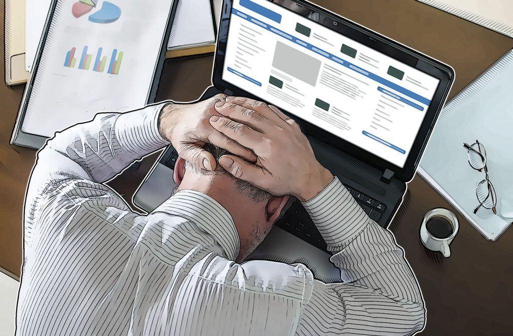 Polom kariere zaradi kršitve varnosti podatkov podjetja