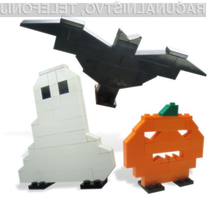 Otroška LEGO delavnica - NOČ ČAROVNIC