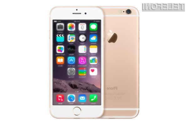Telefon Apple iPhone 6 za zgolj 191 evrov je resnično odlična ponudba!