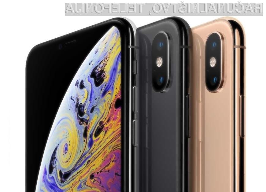 Novi iPhone Xs naj ne bi bil zanimiv predvsem zaradi pomakanja inovativnosti.
