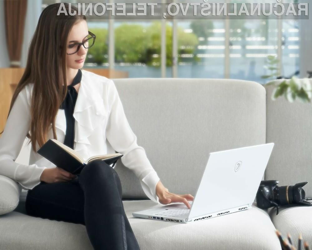 Prenosni računalnik MSI P65 Creator je namenjena ustvarjalnim uporabnikom in tistim, ki se želijo usmeriti v to področje.