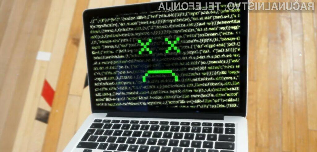 Uporabniki Applovih računalnikov pod napadom vohunskega programa