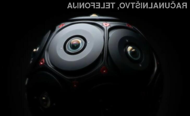 3D kamera Manifold postavlja nove standarde na področju navidezne resničnosti!