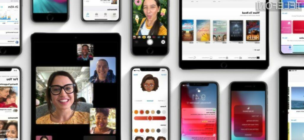 Novi iOS 12 prinaša kar nekaj uporabnih novosti!