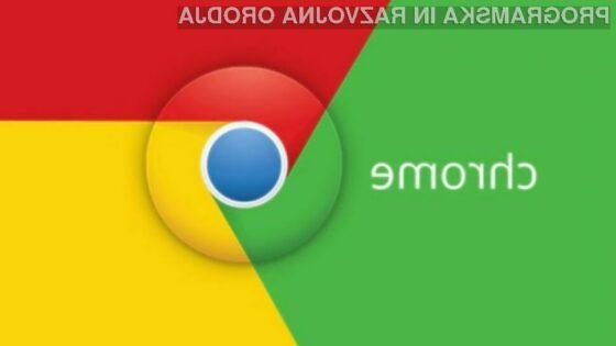 Chrome 69 deli zgodovino iskanja z Googlom, ko uporabljamo Gmail