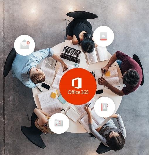 Active Backup za Office 365