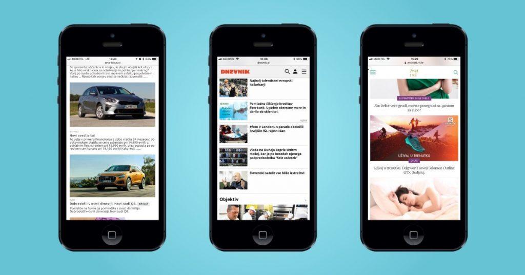 iPROM nadgradil tehnološko platformo za nativno oglaševanje