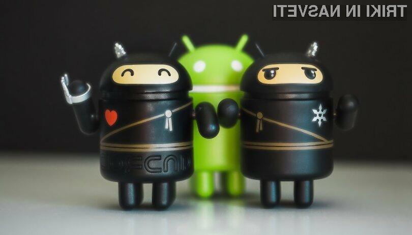 Tega nikakor ne počnite z Androidom