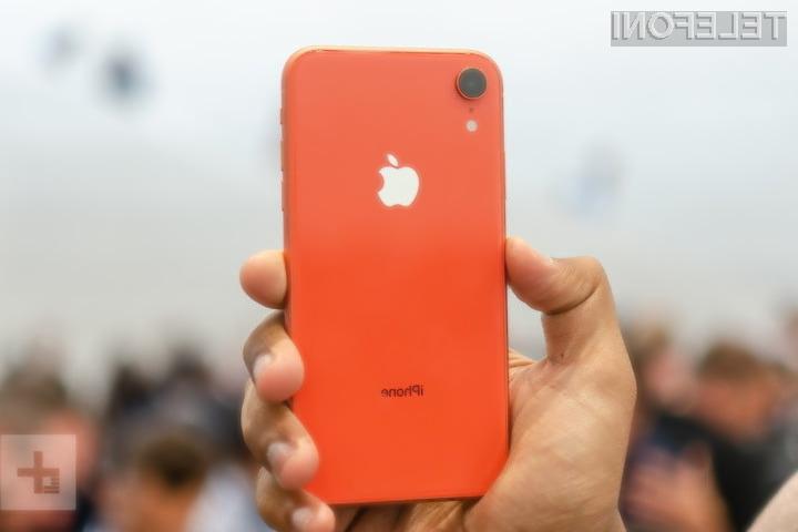 Kakšna ekonomika se skriva za iPhonom XS in iPhonom XR?