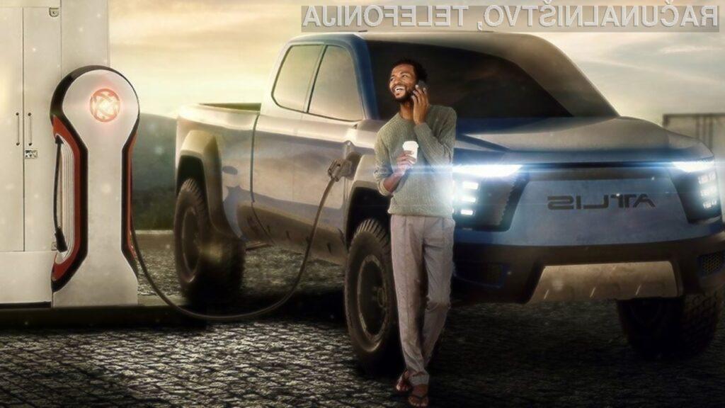 Podjetju Atlis Motor Vehicles je čas polnjenja baterij uspelo zmanjšati za dve minuti in 25 sekund!