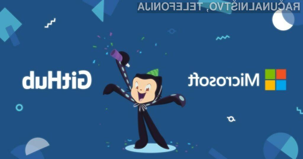 GitHub je s sklepom Evropske komisije tudi uradno postal del podjetja Microsoft
