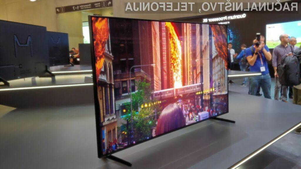 Cene prvih televizorjev kočljivosti 8K bodo astronomsko visoke!