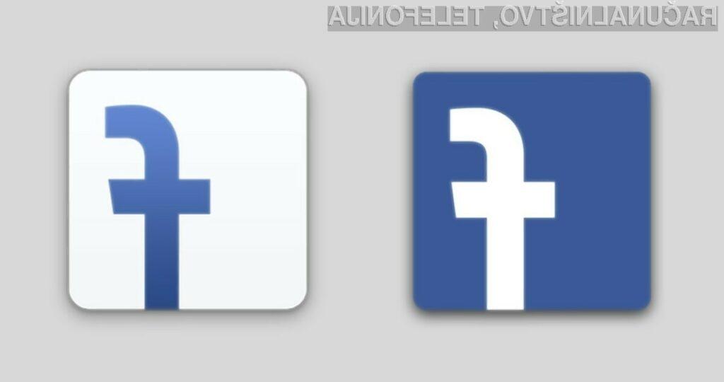 Novi Facebook Lite je odslej na voljo tudi za mobilne naprave Apple.