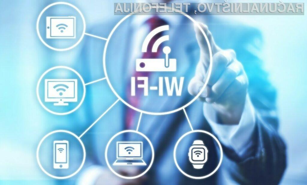 Nove oznake brezžičnega omrežja Wi-Fi naj bi uporabniki hitro sprejeli!