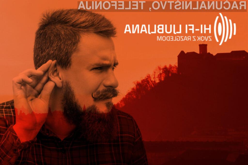 Ljubitelji glasbe, filma, sodobnih tehnologij in modernega oblikovanja, Hi-Fi Ljubljana 2018 vas pričakuje.
