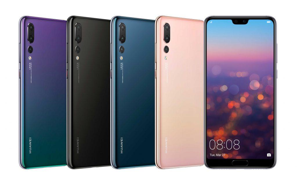 Huawei P20 Pro razglašen za najboljši telefon leta