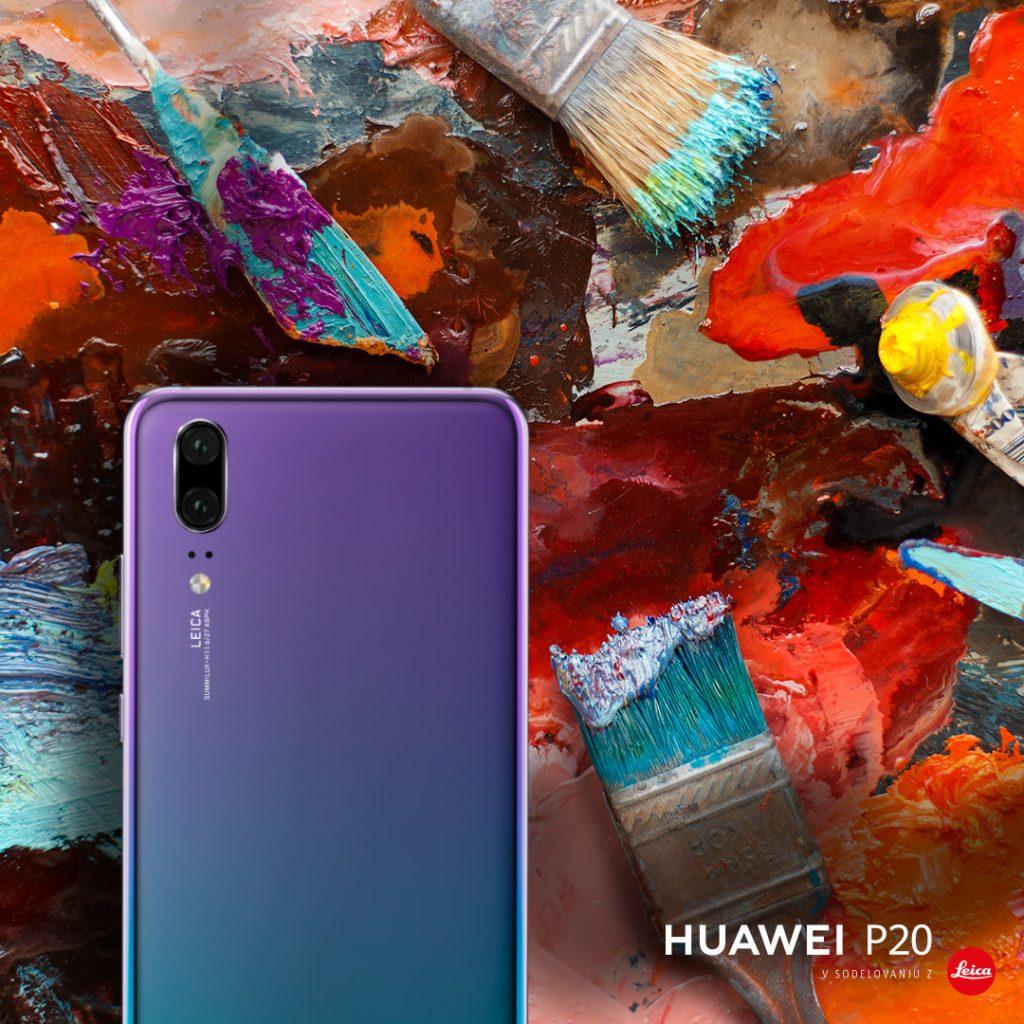 Huaweijeva raziskava: uporabnikom je pri nakupu telefona pomembna tudi barva