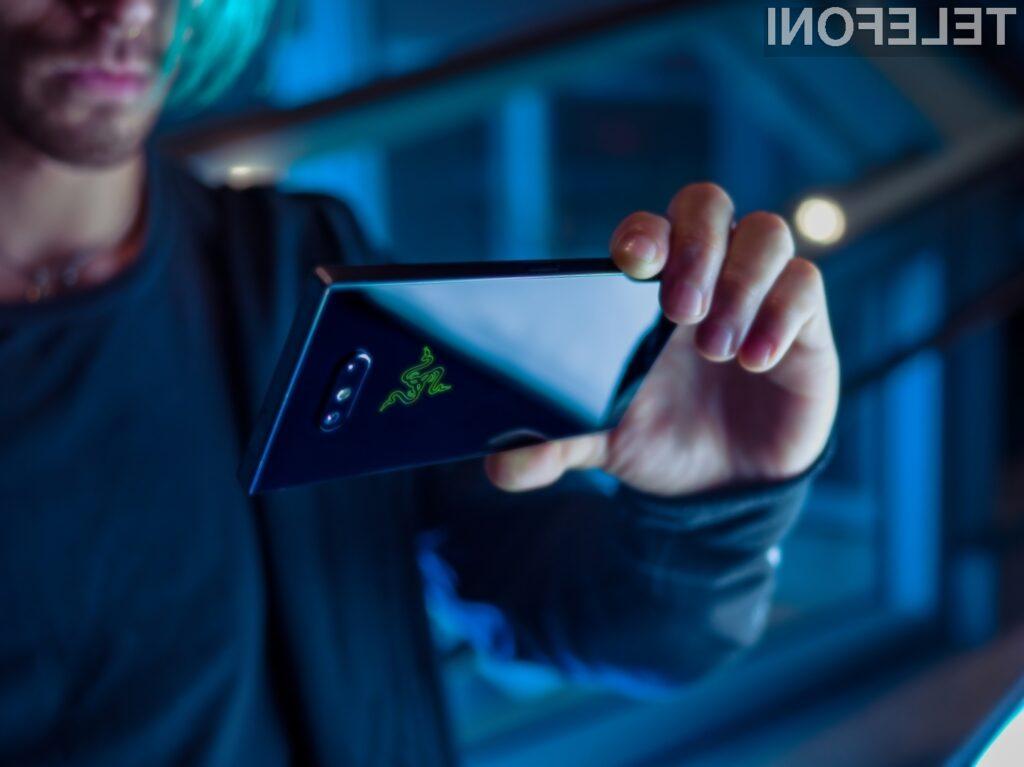 Novi Razer Phone 2 je dejansko namenjen igranju najzahtevnejših mobilnih iger!