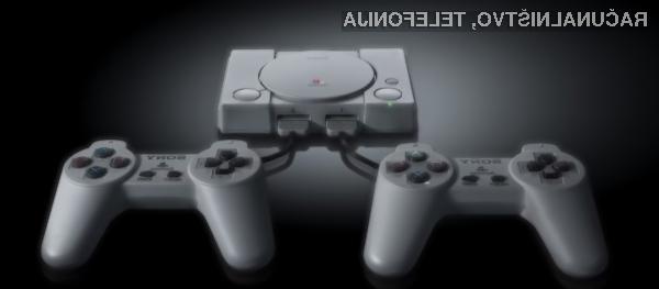 Skupaj z igralno konzolo Sony PlayStation Classic bomo prejeli kar 20 iger!